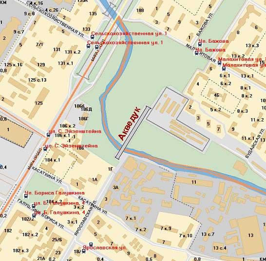 Парк у Ростокинского Акведука