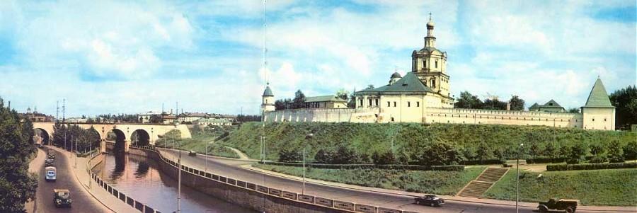 Спасо-Андроников монастырь на