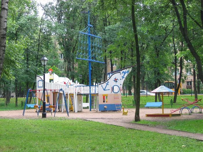 фото бабушкинский парк
